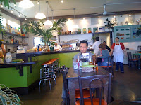 puerto rican food restaurant interior