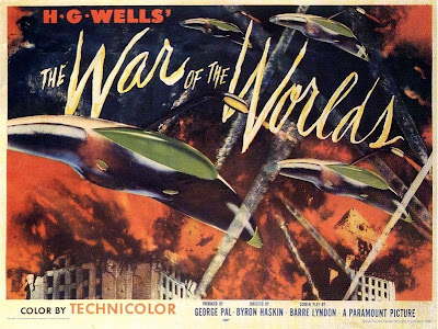 war of the worlds 1953 martian. War of the Worlds (1953) dir.