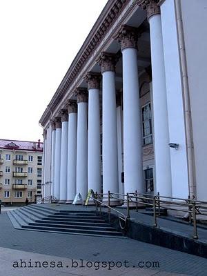 дворец текстильщиков, советская площадь