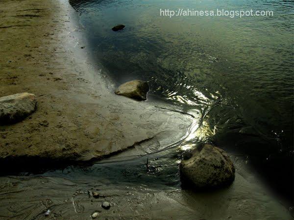 Неман, река, вода, берег