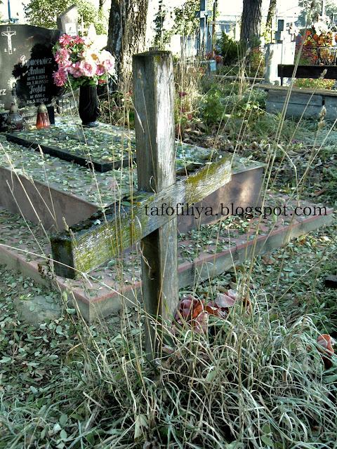 кладбище, тафофилия, могилы, кресты