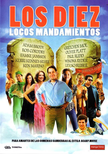 Elkorcho los diez locos mandamientos - Los 10 locos mandamientos ...