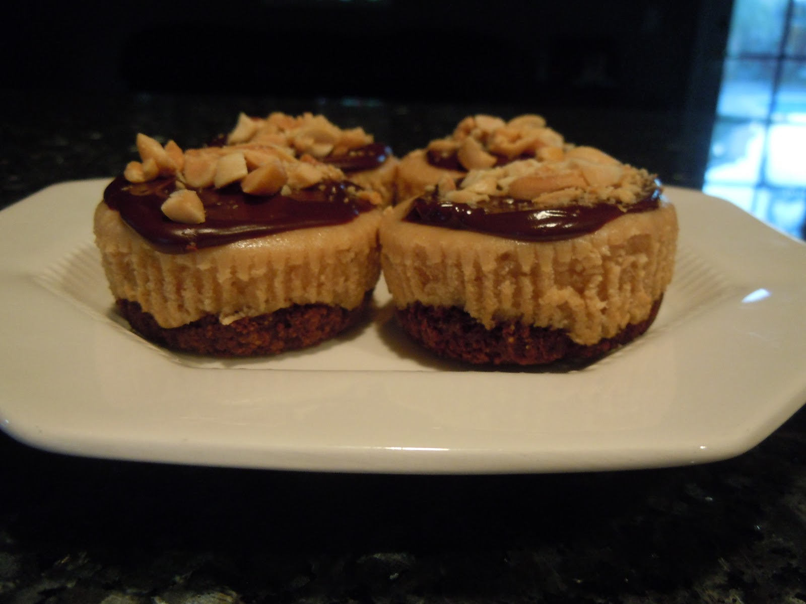 Joni Loves To Cook: Mini Peanut Butter Cheesecakes