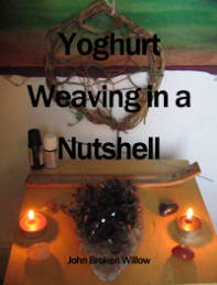 Original Yoghurt Weaving book