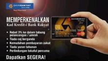 Klik Untuk Info Kad Kredit Bank Rakyat