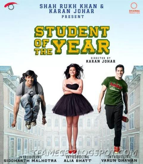 HINDIPERU Bollywood 100% En Español... - Portal %25E2%2580%2598Student-Of-The-Year%25E2%2580%2599-First-Look