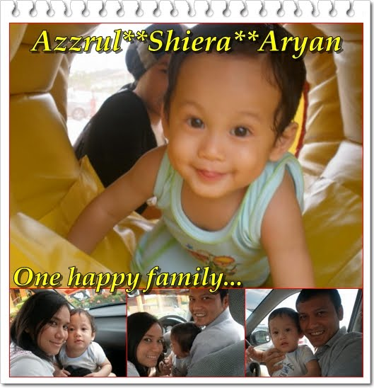 Azzrul ** Shiera ** Aryan
