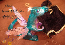SOLD/OOAK Sephia,Beautiful baby girl dragon