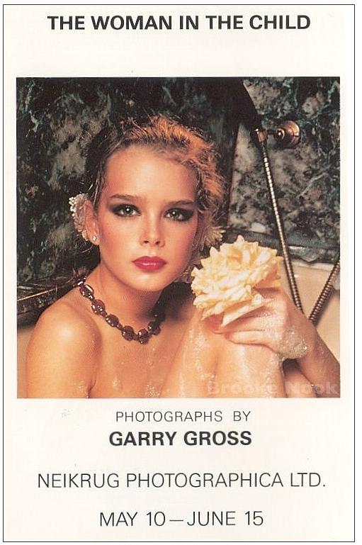 Young Brooke Shields Gary Gross