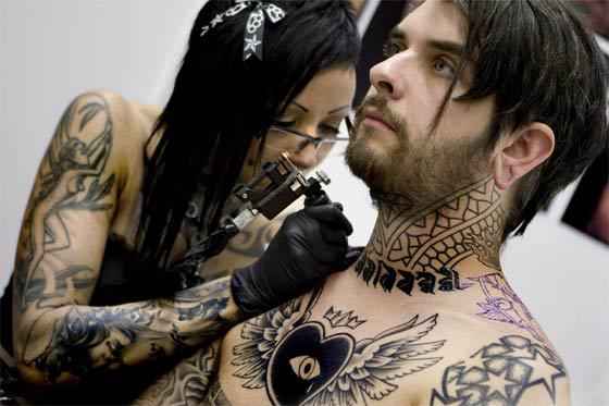 tatuaje artistico. Tatuajes
