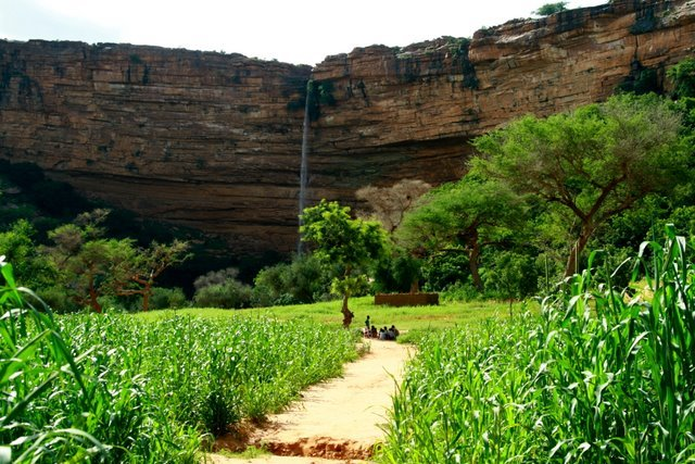 Camino cascada