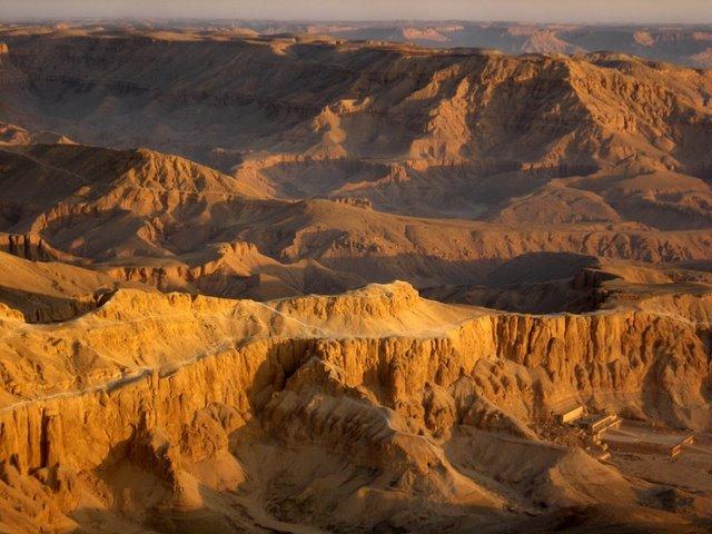 Hachepsut y Valle de