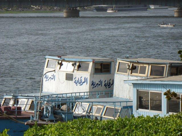 Barcos remolcadores.