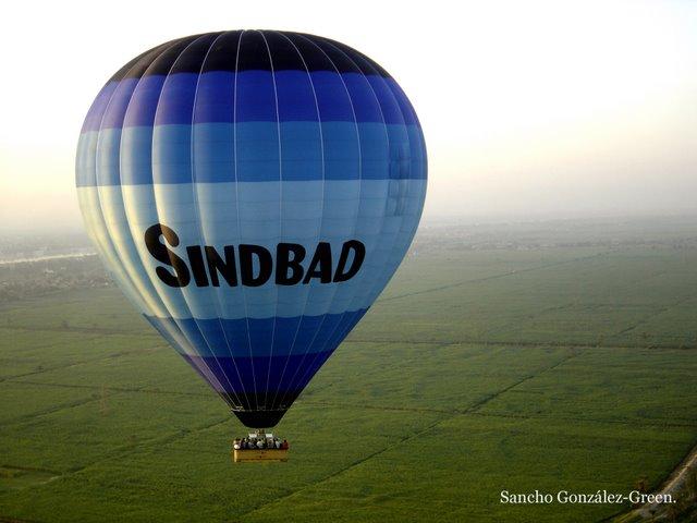 Globo de Sindbad.