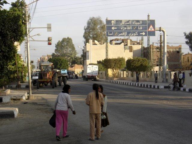 Calle de West Bank.