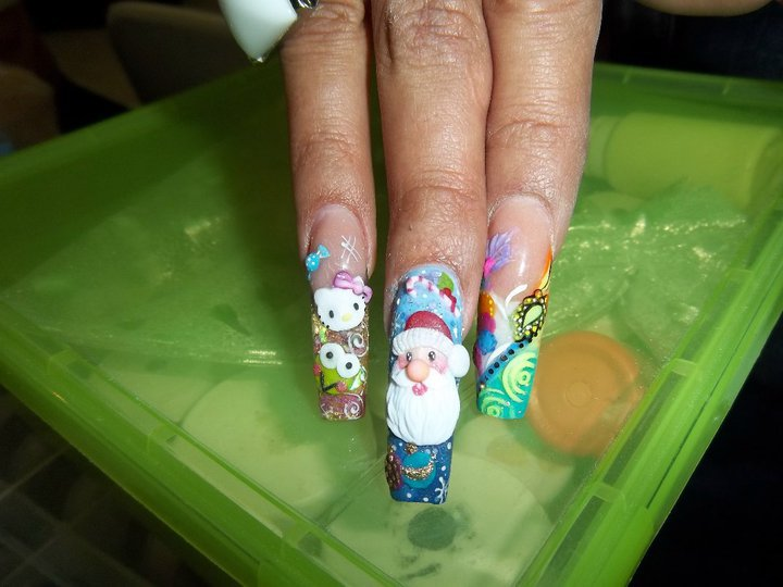 Nail Art Pictures: organic nails