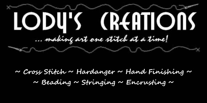 LODY'S CREATIONS: A Stitcher's Journey From The Heartland