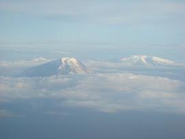 Las maravillas de Colombia. Nevado del Ruíz