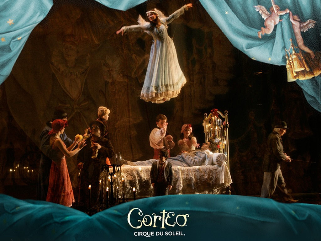Corteo del Cirque Du Soleil llega a Film & Arts