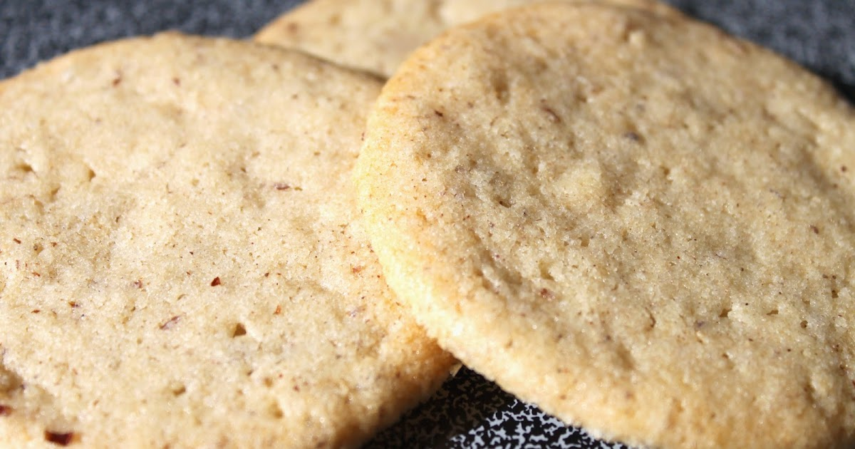Hazelnut Cookies   Flourtrader