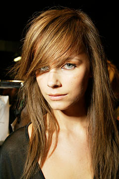 Layered Hairstyles with Bangs for Long Hair