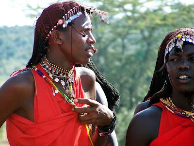 Masa Mara, Masia, Africa, Kenya