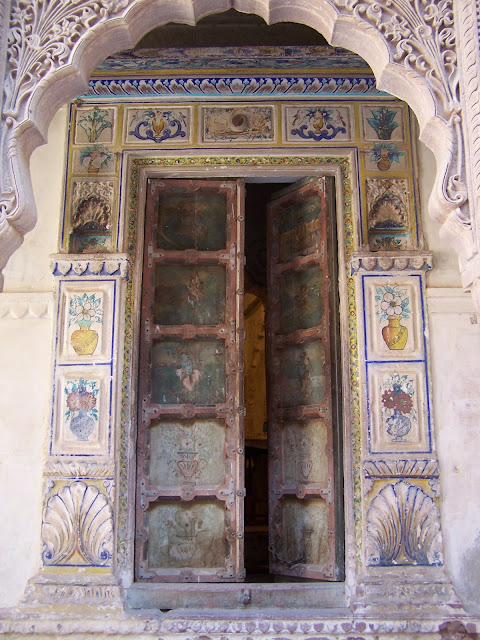Mehrangarh Fort, Jodhpur, India, doorway, giant door, Indian Door, India Decor, India architecture