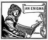 An Enigma Edgar Allan Poe