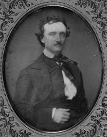 Edgar Allan Poe Pratt daguerreotype
