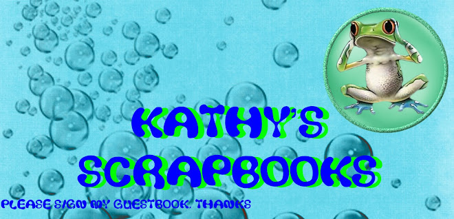 KATHY'S SCRAPBOOKS