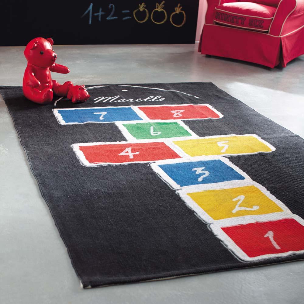 La maison du monde alfombras simple abajo el modelo for Alfombras bambu conforama