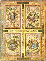 The book of kells timeline