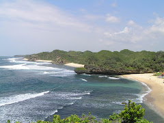 indahnya pantai negeri ini