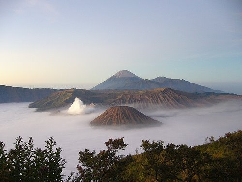 Indonesian Mountain