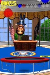 Obama Trampoline - iphone app games download