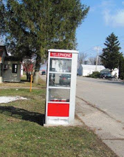 Kelley, Iowa Phone Booth
