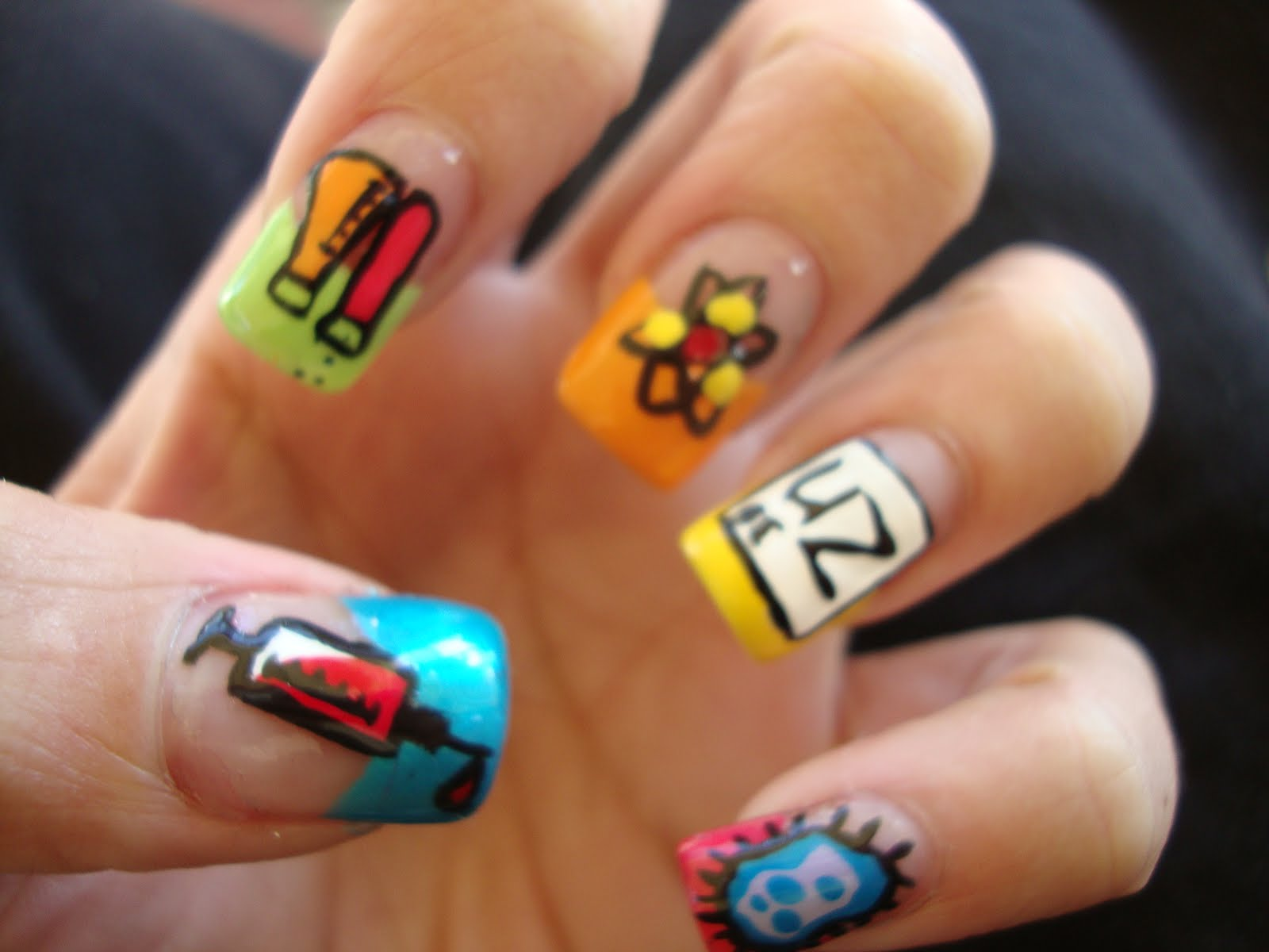 obsessed: Freaky GEEKY Friday!
