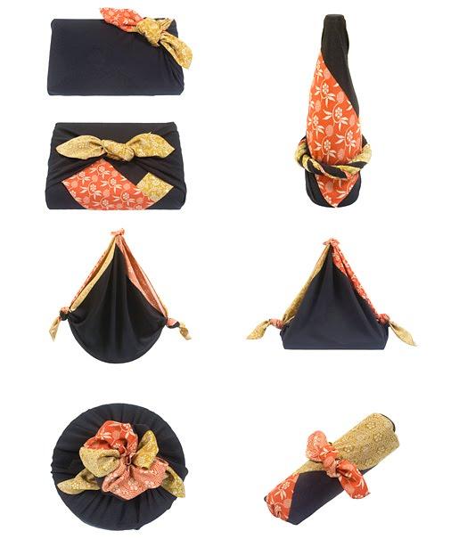 Conocéis el furoshiki?