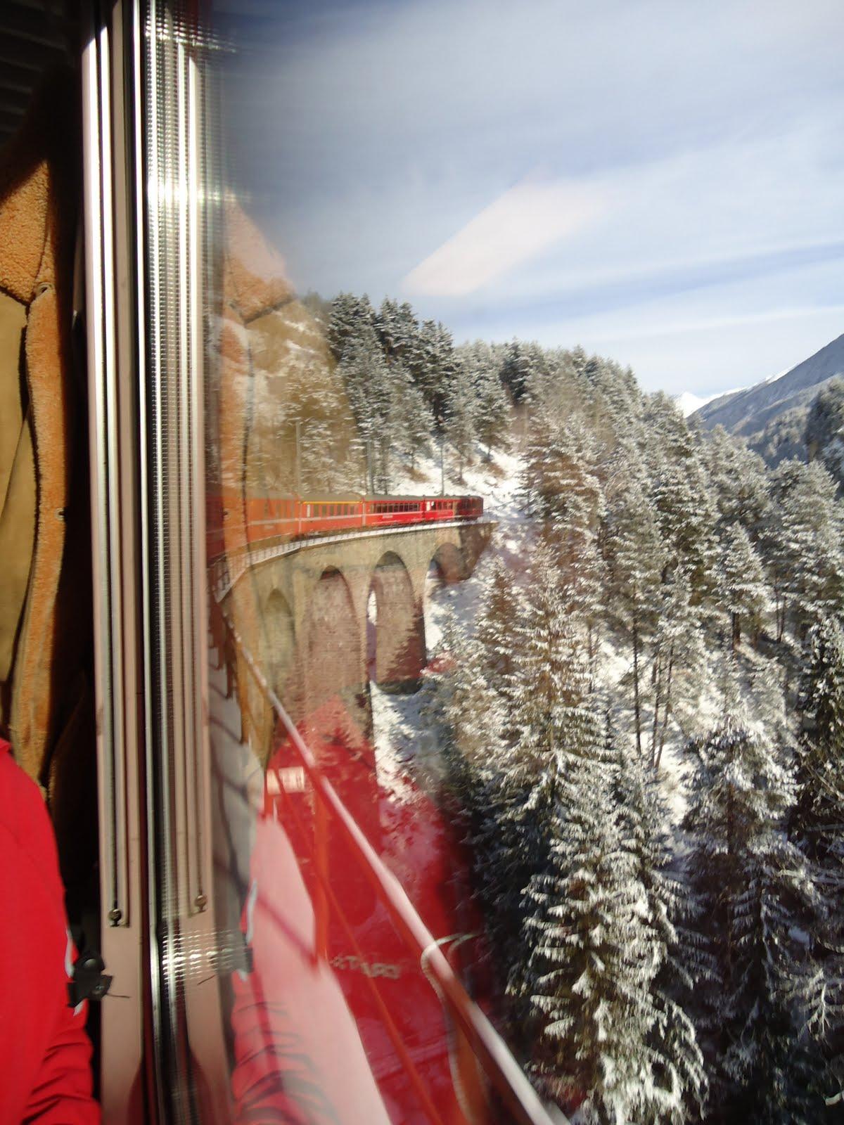 Amazing Maps Swiss Adventures January 2011