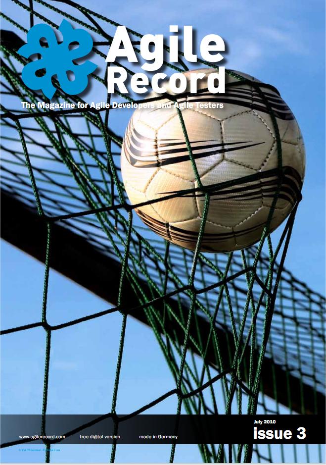 Agile Record - 3ª Ed. Ago/2010
