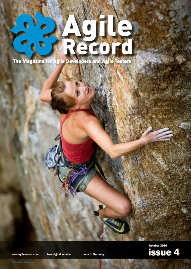 Agile Record - 4ª Ed. Dez/2010