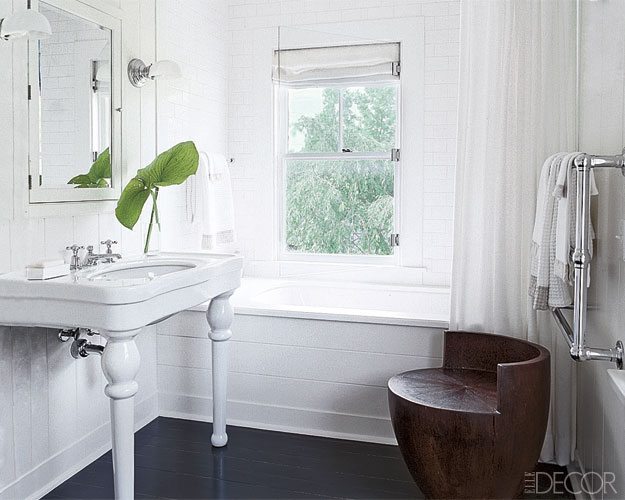 Vt interiors library of inspirational images bathroom for Elle bathroom designs