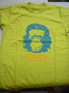 kaos orangutan