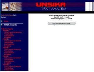 UNSIKA test system