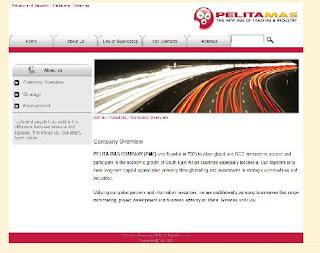 Pelita Mas company