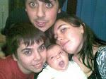 Lu, Fer, Max & Mara