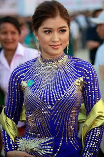 beautiful myanmar girls
