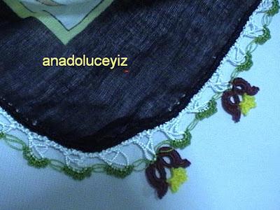 turkish oya technique - Needle Lace Talk