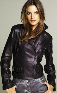 LEATHER BEAUTY: Leather Girls Blog