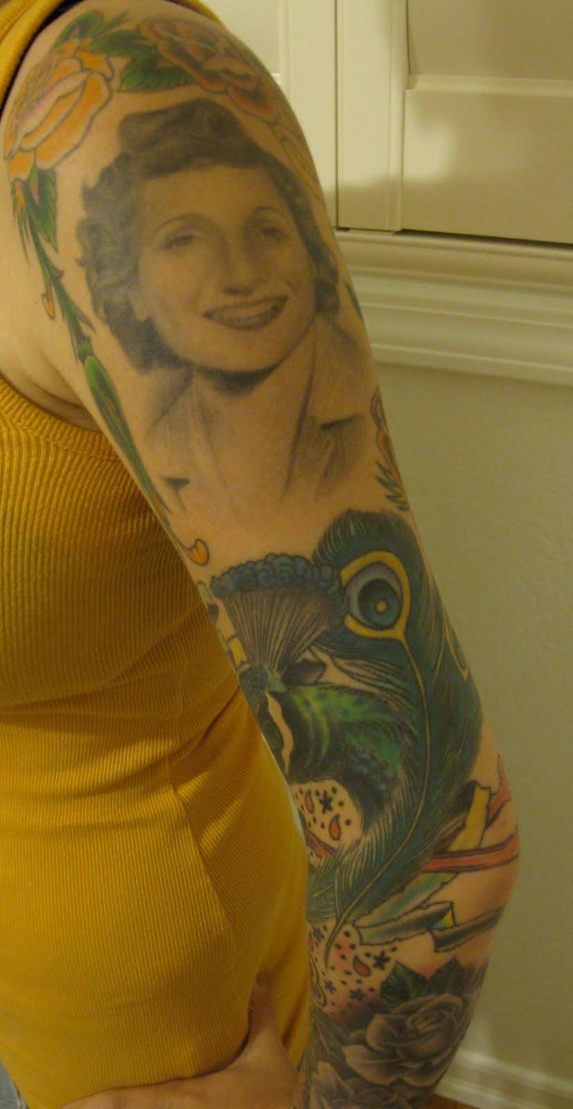 sometimes sweet tattoo tuesday v19